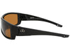Matte Blk/Brown Polarized