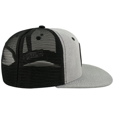 Filthy Seal Trucker Hat, Oxford Twill