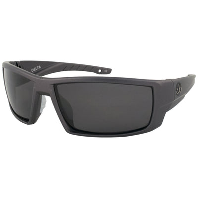 Matte Graphite/Smoked Polarized