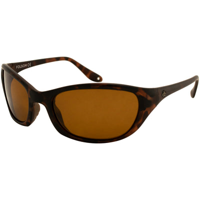 Matte Tortoise/Brown Polarized
