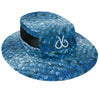 Boonie Hat, Blue Scales Design, UPF 50 Sun Protection