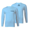 Long Sleeve Bamboo T-Shirt UPF 50+Sun Protection