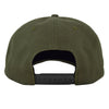 Filthy Patch Hat, 5 Panel, Army Green