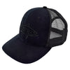 Filthy Tuna Trucker Hat, Black
