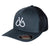 FlexFit Trucker Hat, Navy Blue