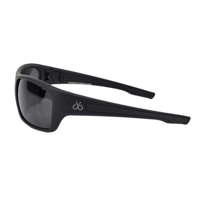 Matte Black/Smoked Polarized