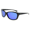 Black/Polarized EP Blue Mirror