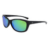 Black/Polarized EP Green Mirror