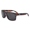 Matte Tortoise Smoked Polarized Lenses