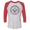 Baseball T-shirt, 3/4 Sleeve