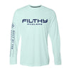Filthy Stars Long Sleeve Performance UPF Fishing Shirt