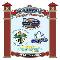Boardwalk Family of Restaurants Gift Certificate
