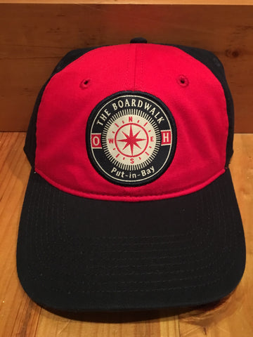 Boardwalk Classic Compass Hat
