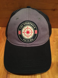 Boardwalk Compass Trucker