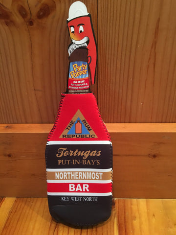 Keys Northernmost Point Bottle Koozie