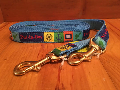 Put-in-Bay Dog Leash