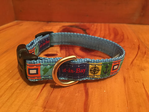 Put-in-Bay Dog Collar