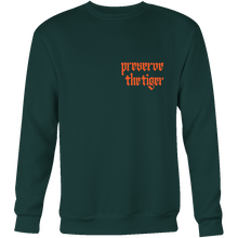 T-shirt - Tiger Crewneck