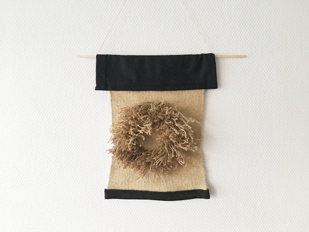 Enso wall hanging