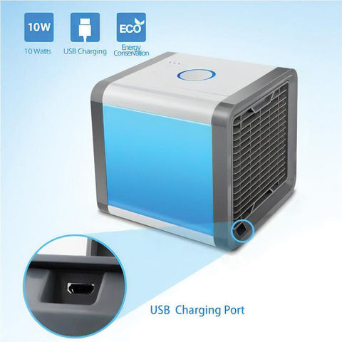 mini portable usb air conditioner