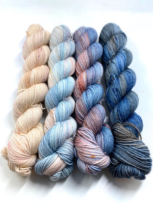 50's PACK SUMMER SKIES SOCK/FINGERING