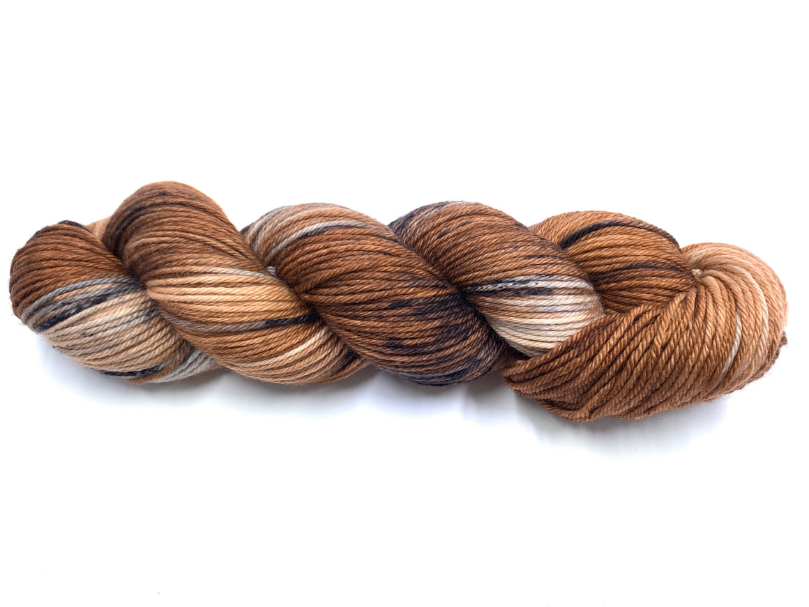WOODSMOKE WORSTED