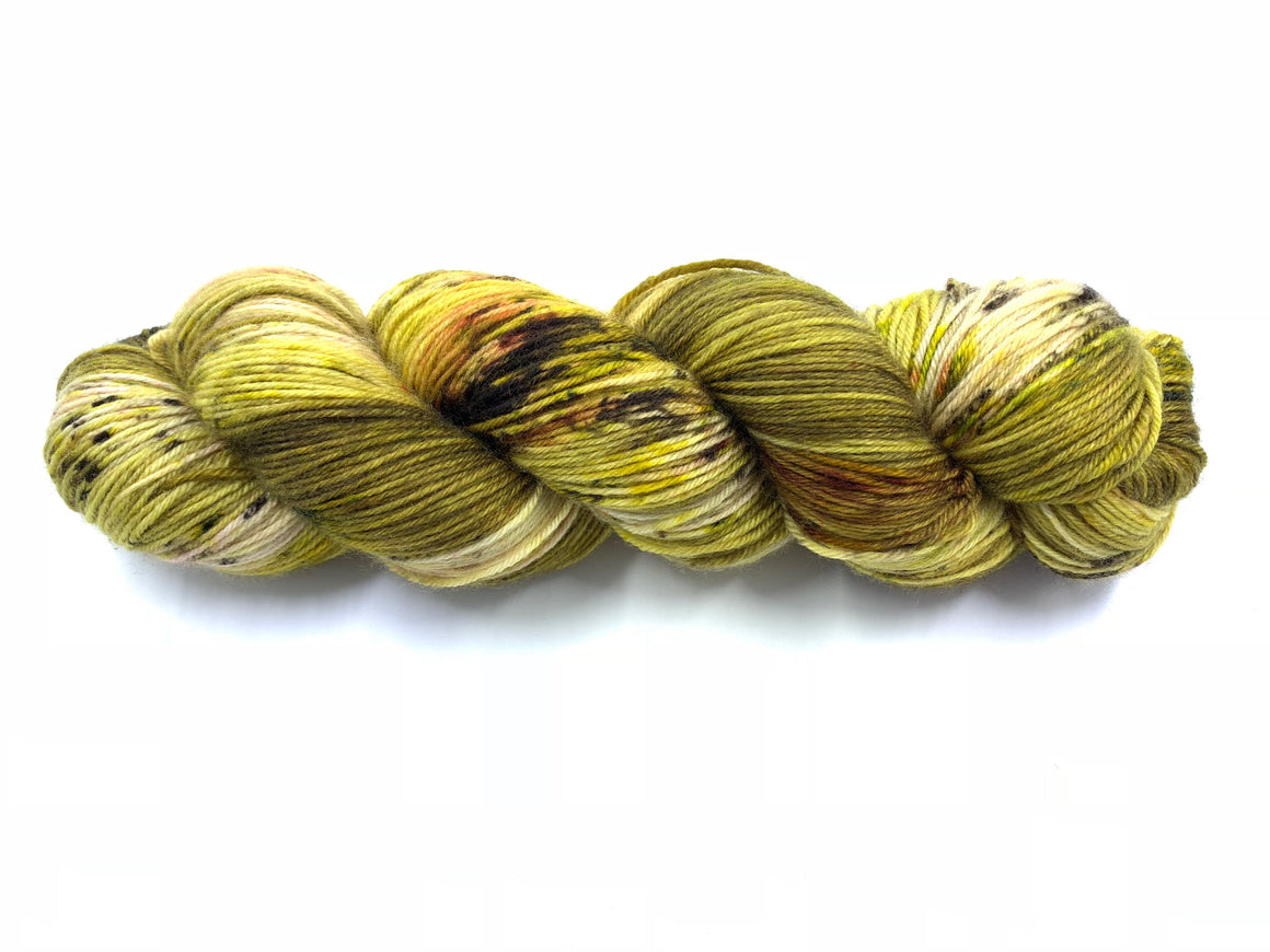 LEMONGRASS TEA CASHMERE SOCK
