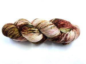 RUSTIC OAK DELUXE SOCK
