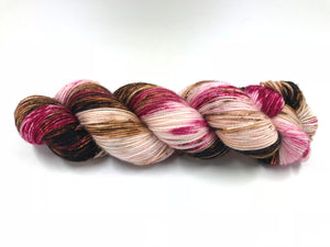 DIPPED IN CHOCOLATE 2 PLY SOCK