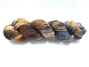 HILLSIDE COTTAGE TWO PLY SOCK