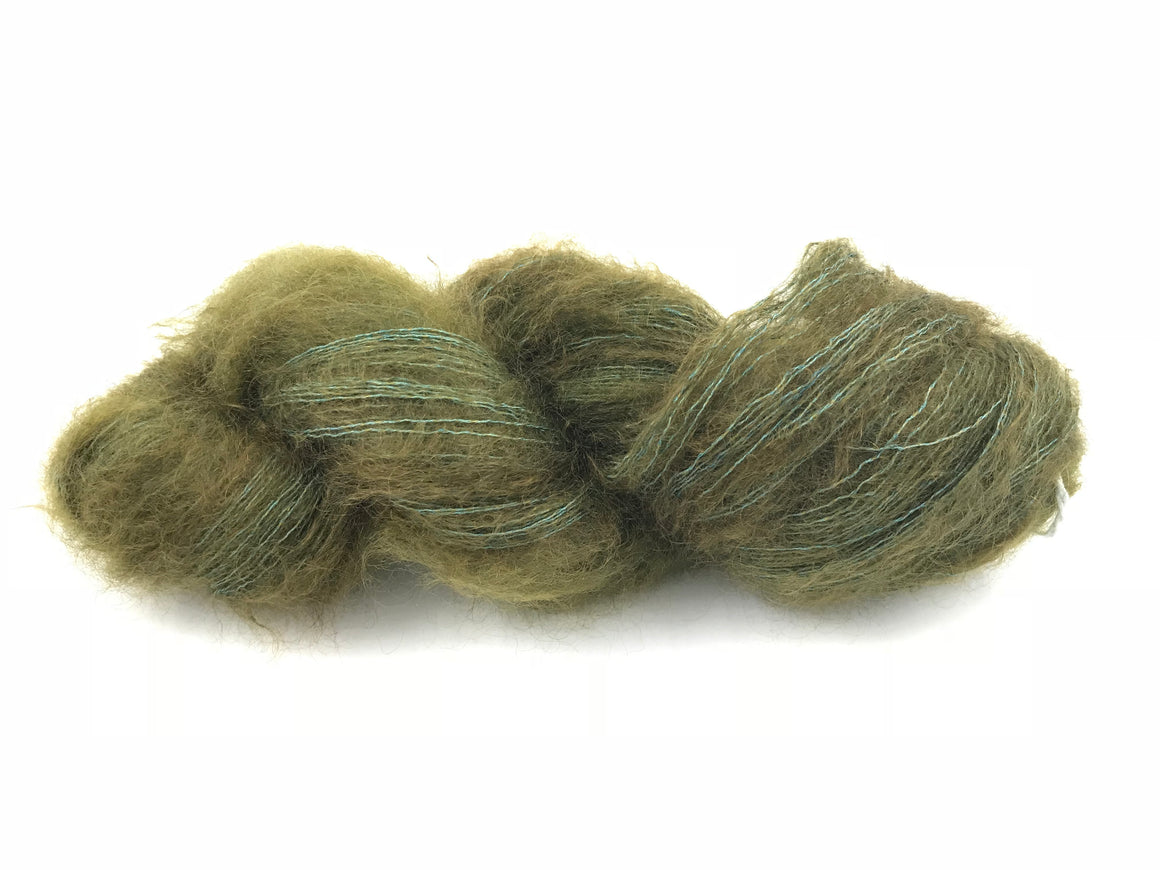 EUCALYPTUS KIDSILK LACE CLOUD
