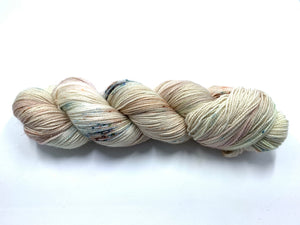 SHORELINE 2 PLY SOCK (GOLD SPARKLE)