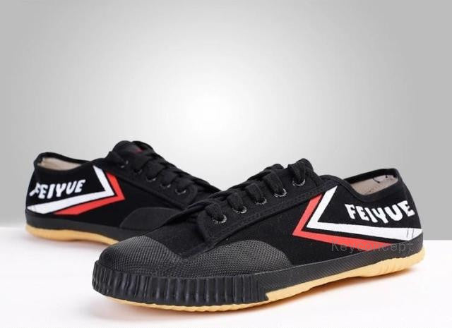 501 Feiyue shoes in black