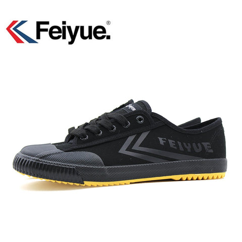 All Black Feiyue - Limited