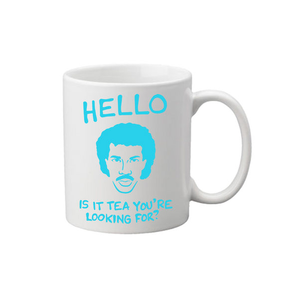 Hello From Las Vegas Neon Mug + Digital Download