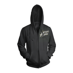 All Night Zip Hoodie