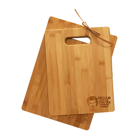 Hello! Cutting Board