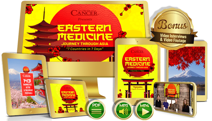 Eastern Medicine: Journey Through Asia – Digital Silver UPGRADE to Digital Gold Edition