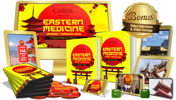 Eastern Medicine: Journey Through Asia – Physical Gold PLUS Package