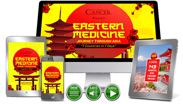 Eastern Medicine: Journey Through Asia – Digital Silver Edition