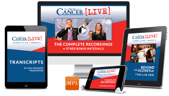 The Truth About Cancer LIVE 2019: The Complete Recordings Digital Edition