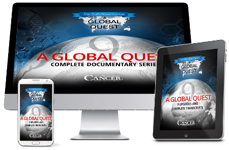 The Truth About Cancer: A Global Quest - Digital Silver Edition - Gift Coupon