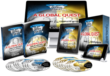The Truth About Cancer: A Global Quest - Upgrade Silver Phys Plus to Physical Gold Plus Package