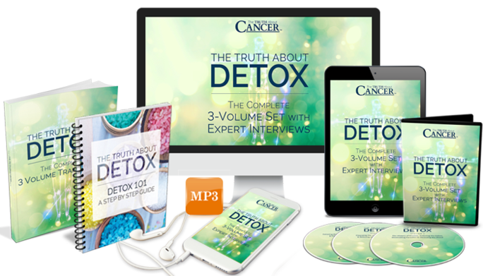 The Truth About Detox DVD / Digital Combo