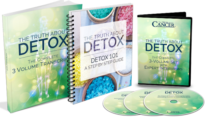 The Truth About Detox Physical Package