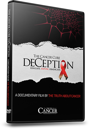 The Cancer Cure Deception DVD