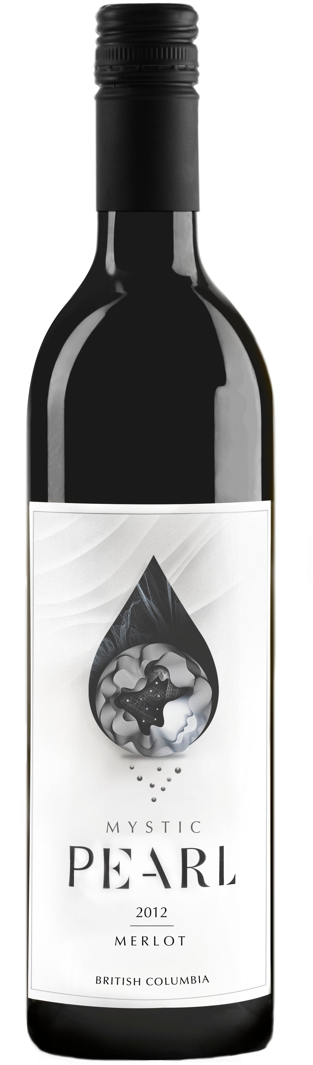 MYSTIC PEARL MERLOT BOTTLE