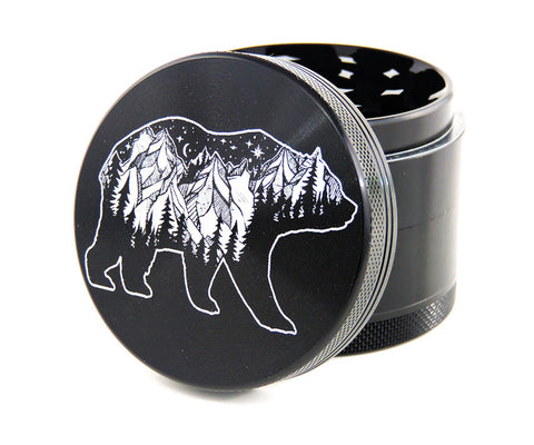 Mountain Bear Grinder