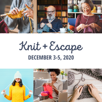 Time to Knit + Escape