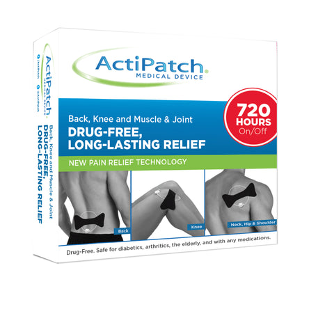 ActiPatch® w/ Kinesiology Tape- 720 Hours